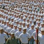 Yeda Crusius participa da a solenidade de inclusão de mais de 3.800 novos soldados à Brigada Militar