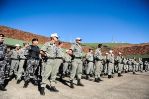 O Estado está próximo de, pela primeira vez em sua história, ter mais policiais mil aposentadorias Foto: Andréa Graiz  / Agencia RBS