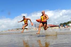 Caso condições climáticas sigam favoráveis, efetivo será reforçado até abril no litoral Foto: Mauro Vieira  / Agencia RBS