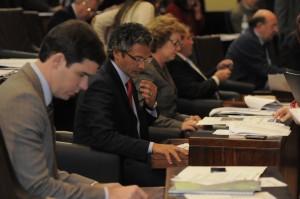Parlamentares votaram Lei de Diretrizes Orçamentárias de 2015 nesta tarde