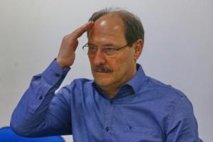 Na quinta-feira, quando anunciou os três primeiros secretários, Sartori disse que a situação é pior do que imaginava Foto: Mauro Vieira / Agência RBS