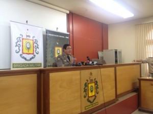 Corte foi oficializado na manhã desta terça-feira Foto: Debora Ely / Agência RBS