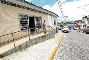 Posto policial do Morro Santa Tereza contava com 10 brigadianos até 31 de dezembro. Atualmente, são sete