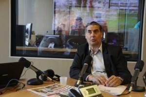 Secretário estadual da Fazenda, Giovani Feltes concedeu entrevista ao programa Gaúcha Atualidade Foto: Milena Haas / Rádio Gaúcha