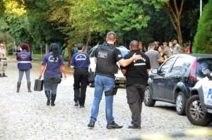 Crime ocorreu no Jardim Planalto Foto: Luiz Armando Vaz / Agencia RBS