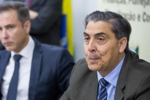 Feltes confirmou parcelamento de salários e atraso do pagamento da dívida com a União Foto: Omar Freitas  / Agência RBS