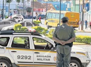 PMs de Sobradinho fazem a segurança de presídio e falta gente para o policiamento ostensivo