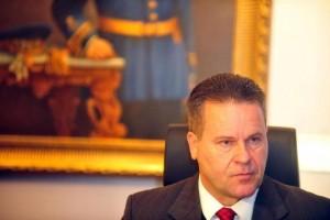 Líder do governo na Assembleia, Alexandre Postal (PMDB) acredita que não haverá dificuldades para aprovar texto, mesmo que votação fique para semana que vem Foto: Tadeu Vilani / Agencia RBS