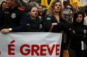 Categorias prometem maior paralisação devido a novo parcelamento Foto: MATEUS BRUXEL  / Agencia RBS
