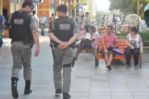 Especialista defende aumento no número de policiais e mudanças na legislação para aumentar segurança Foto: Jean Pimentel  / Agencia RBS