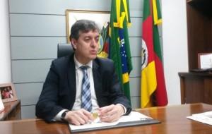 Presidente da AL disse que não foi procurado pelo governador para tratar do assunto Foto: Caetanno Freitas  / Agência RBS