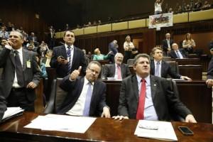 Por apenas um voto, Assembleia aprovou projeto das RPVs no começo do mês Foto: Adriana Franciosi / Agencia RBS