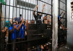 Imagem do Presídio Central, em Porto Alegre Foto: Jefferson Botega / Agência RBS